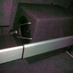 VW TOUAREG + CLARION & HELIX